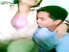 Desi boy  Seduced & penetrated His natty heavenly young Desi woman Thumb