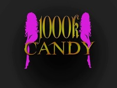 1000k Candy - Vanilla PAWG Cellphone Twerk Thumb