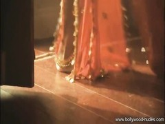 splendid Indian damsel doing the plain ancient sexual belly dancing Thumb