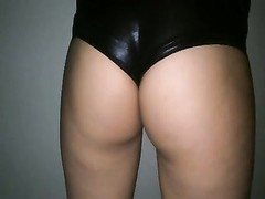 steamy lady's bootie in radiant cut-offs  v2 Thumb