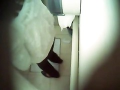 Desi Indian Toilet Hidden Cam In Air Port Thumb