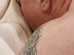 husband licking out his gorgeous wife with the vast joy button! Thumb