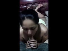 latina throating it Thumb