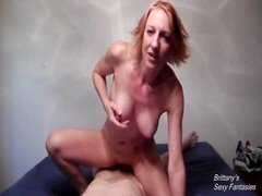 riding and doggy Style Until super hot Creampie Thumb