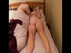 slapping, Scratching, Frigging & plow for Nude Missus Thumb