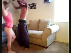 ravaging a kinky prostitute plain - homemade Thumb