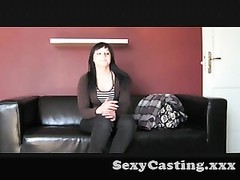 Casting Creampie for bombshell pie! Thumb
