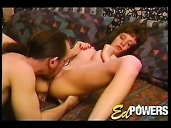 Ed Powers Gives tough anal poke  For blondie Thumb