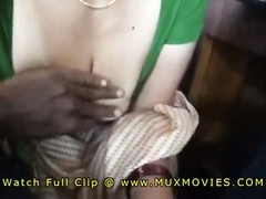 Bangala Guy enjoyed with her Servant maid Aunty Thumb