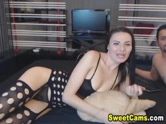 Stunning MILF Gets Anal Fucked By Her Partner Thumb