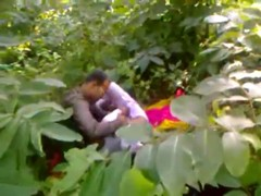 Indian fuck in the forest Thumb