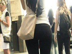 Foreign Tourist w Nice Ass (and a moment of clarity) Thumb