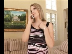 Slutty housewife banged by a black dude Thumb