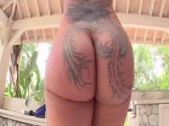Amazing ass Katie St. Ives takes massive cock Thumb