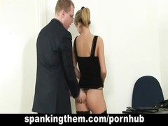 Spanked for laziness Thumb