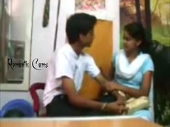 New Indian Village Girl Caught On Camera While Romancing With Boyfriend At Thumb