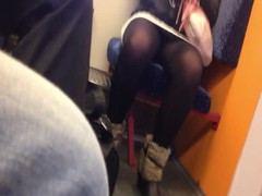 minidress teen in metro Thumb