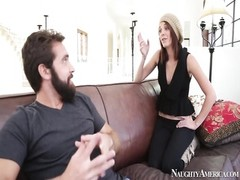 Son Fucks His Dads Gold Digger Young Girlfriend Thumb