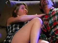 Sweet young girl loves that older man cock Thumb