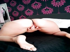 katie cum slut playing with her sweet 19 yr old pussy Thumb