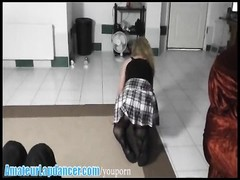 Lapdance by real czech milf Thumb