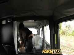 FakeTaxi Sexy hot brunette with tattoos and piercings Thumb