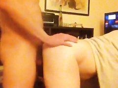 My wife fucking a friend hard and fast Thumb