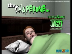 3D Comic: The Chaperone. Episode 4 Thumb