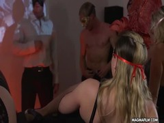 Amateur German Swingers in masks Thumb