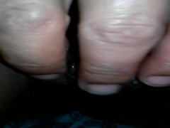 my own cum Thumb