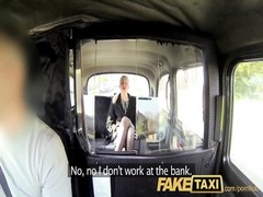 FakeTaxi Posh blonde has sex to get her pissing video deleted Thumb