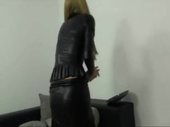 Hot blonde fuck in pantyhose Thumb