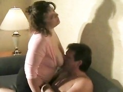 Hot wife hardcore fuck while husband films Thumb