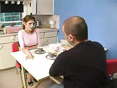 Hot wife ends up cheating with guest Thumb