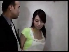 Horny Japanese wife takes a lover Thumb