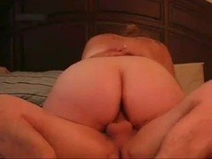 Horny Fat CHubby Teen crazy for riding cock Thumb