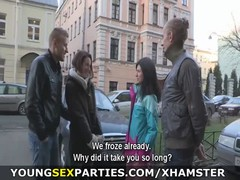 Young Sex Parties - Fucking together is awesome Thumb