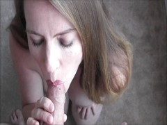 30 Weeks Pregnant POV Blowjob and Facial Thumb