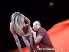 best of porn on stage Thumb
