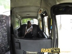 FakeTaxi Out of work brunette earns extra cash Thumb