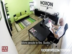 Assfucking my wife in my office Thumb