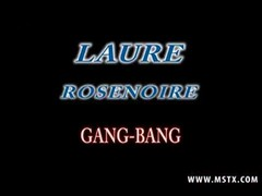 Laure rosenoire en gang bang Thumb