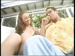 Papa - Redhead Fucked With Carrot Penis Thumb