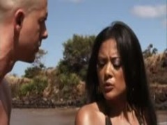 Kaylani Lei - Busty Cops and the Jewel of Denial Thumb