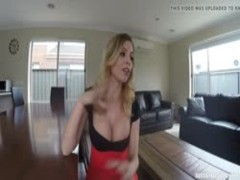 Britney Amber Behind The Scenes Blowjob & Interview Thumb